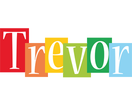 Trevor colors logo