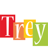 Trey colors logo