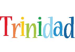 Trinidad birthday logo