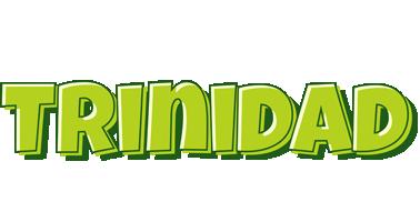 Trinidad summer logo