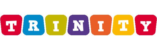 Trinity kiddo logo
