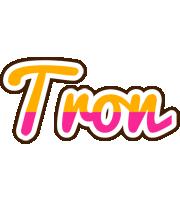 Tron smoothie logo