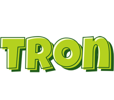 Tron summer logo