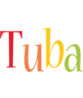 Tuba birthday logo