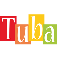Tuba colors logo