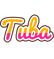 Tuba smoothie logo