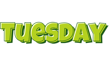 Tuesday summer logo