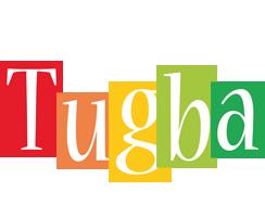 Tugba colors logo