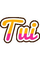Tui smoothie logo