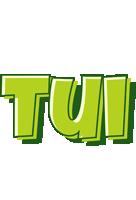 Tui summer logo