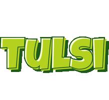 Tulsi summer logo