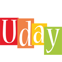 Uday colors logo