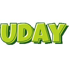 Uday summer logo