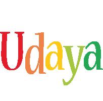Udaya birthday logo