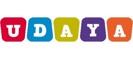 Udaya kiddo logo