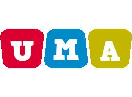 Uma kiddo logo