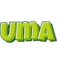 Uma summer logo