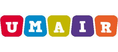 Umair kiddo logo