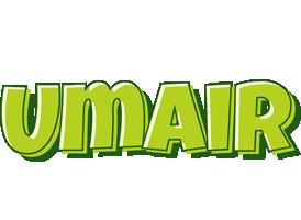 Umair summer logo