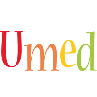 Umed birthday logo