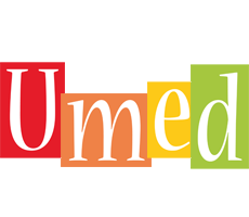 Umed colors logo