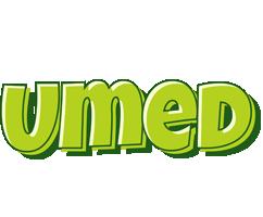 Umed summer logo