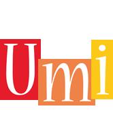 Umi colors logo