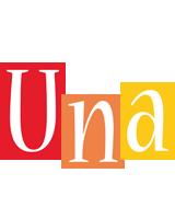 Una colors logo