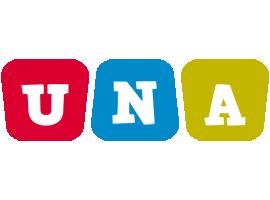 Una kiddo logo
