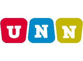 Unn kiddo logo