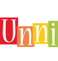 Unni colors logo
