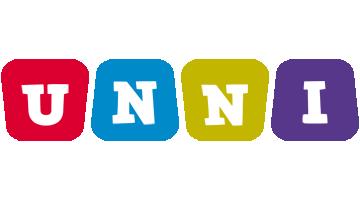 Unni kiddo logo