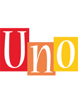 Uno colors logo