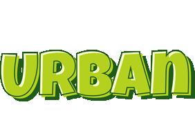 Urban summer logo