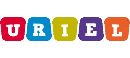 Uriel kiddo logo