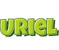 Uriel summer logo