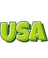 Usa summer logo
