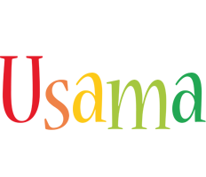 Usama birthday logo
