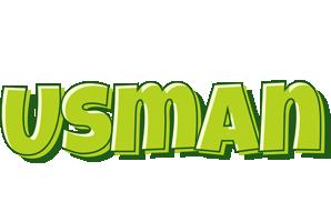 Usman summer logo