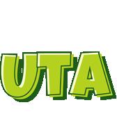 Uta summer logo