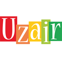 Uzair colors logo