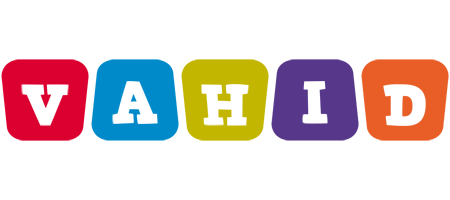 Vahid kiddo logo