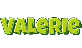 Valerie summer logo
