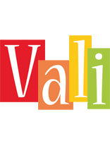 Vali colors logo