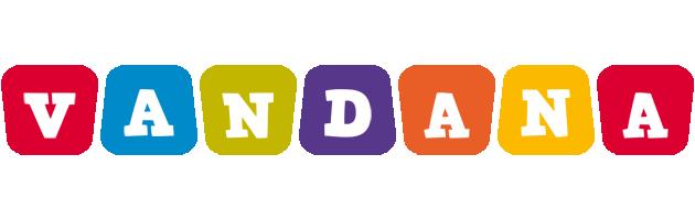 Vandana kiddo logo