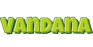 Vandana summer logo