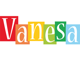 Vanesa colors logo