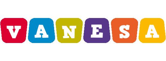 Vanesa kiddo logo
