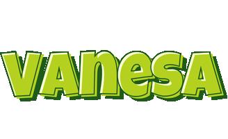Vanesa summer logo