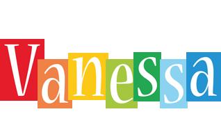 Vanessa colors logo